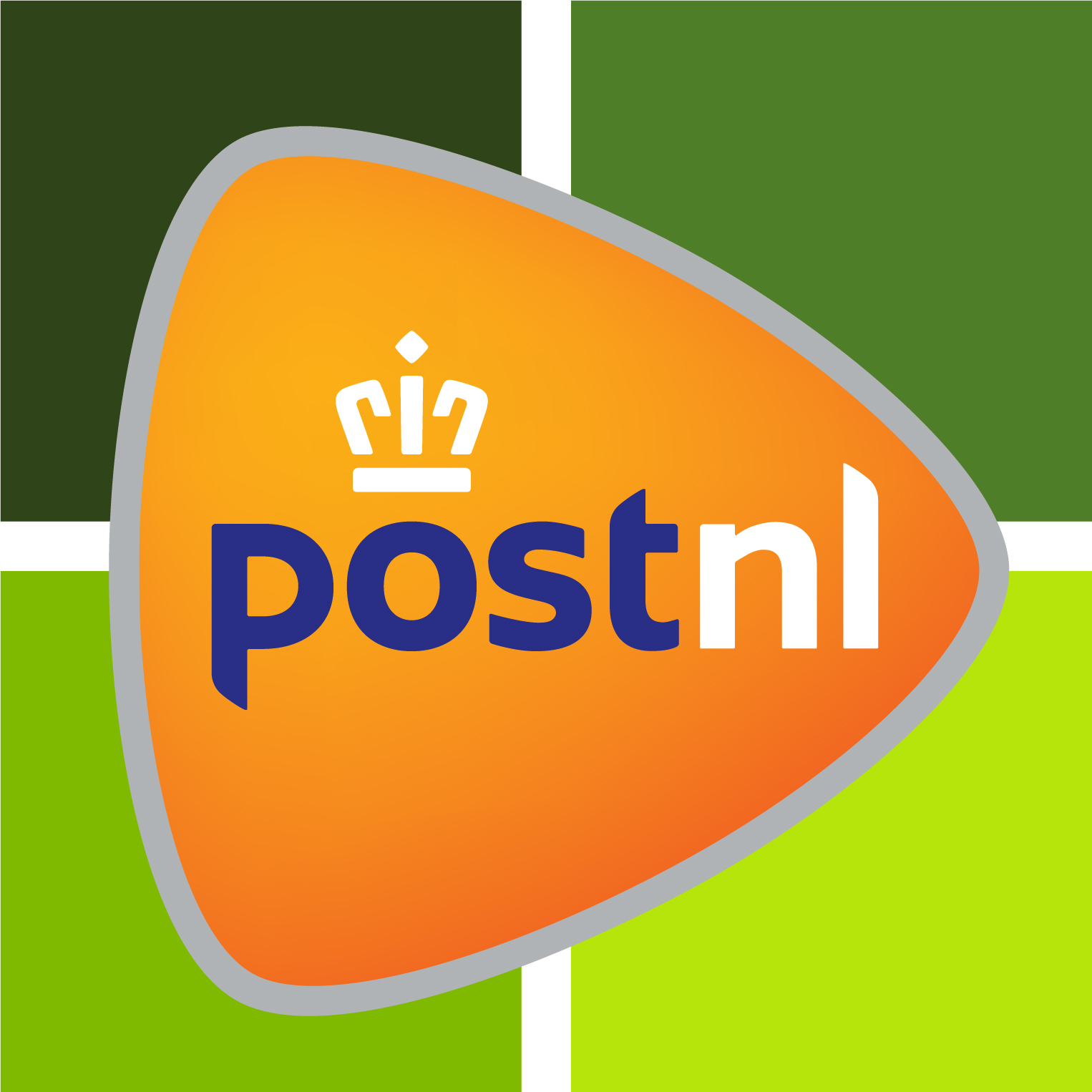 Ship with PostNL Logo - Micro Apps